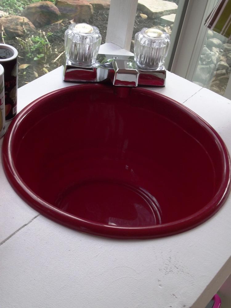 Handmade Kitchen Sink