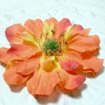 3 in. Artificial Silk Flower - Craft Embellishment