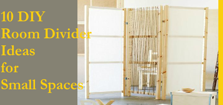 Ideas design room divider ideas for studio interior for Dividers for small spaces