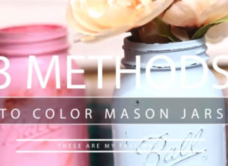 3-Ways-to-Color-Mason-Jars