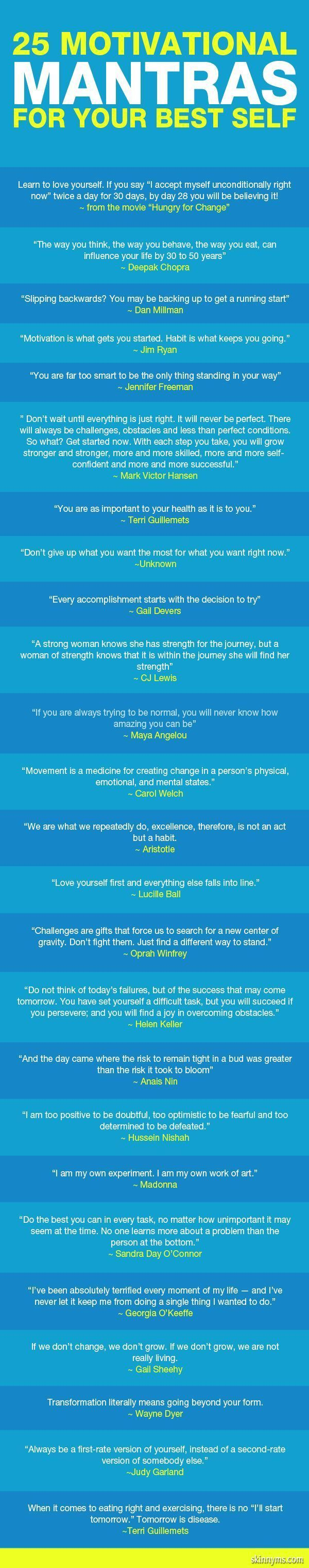 Quotes that Will Motivate