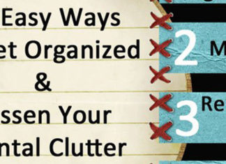 10-Easy-Ways-to-Get-Organized-and-Lessen-Your-Mental-Clutter