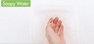 How-to-Remove-Krazy-Glue-from-Skin-Soapy-Water